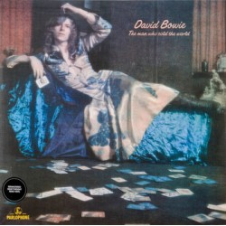 "DAVID BOWIE ""The Man Who Sold The World"" LP 180 Gramos."