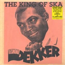 "DESMOND DEKKER ""The King Of Ska"" LP 180 Gramos."