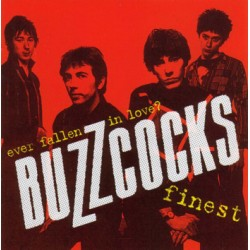 "BUZZCOCKS ""Ever Fallen In Love? Finest Buzzcocks"" CD"