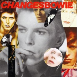 "DAVID BOWIE ""Changes Bowie"" CD"
