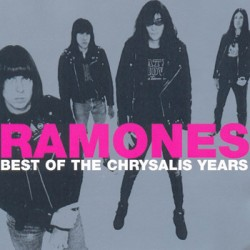 "RAMONES ""Best Of Chrysalis Years"" CD"