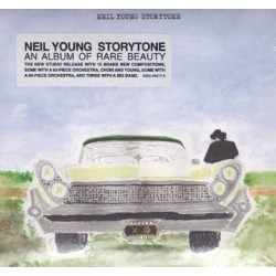 "NEIL YOUNG ""Storytone"" CD Digipack"