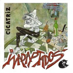 """CICATRIZ """"Inadaptados + Extras"""" LP"""