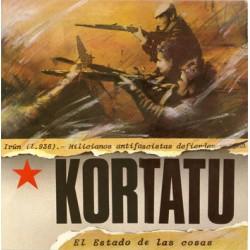 """KORTATU """"El Estado De Las Cosas"""" LP"""