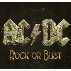 "AC/DC ""Rock Or Bust"" CD Digipack"