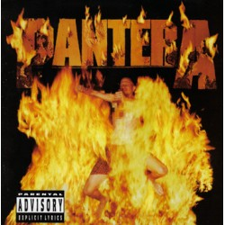 "PANTERA ""Reinventing The Steel"" CD"