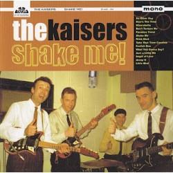 "KAISERS ""Shake Me!"" LP"