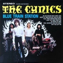 "CYNICS ""Blue Train Station"" LP 180 Gramos"