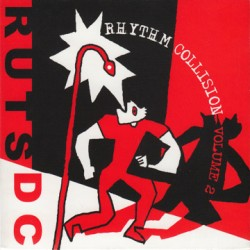 "RUTS DC ""Rhythm Collision Volume 2"" LP"