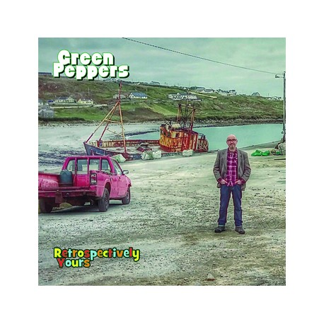 """GREEN PEPPERS """"Retrospectly Yours"""" LP"""