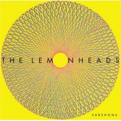 "LEMONHEADS ""Varshons"" LP Cooking Vinyl"