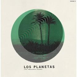 "LOS PLANETAS ""Zona Temporalmente Autónoma"" CD Digipack."