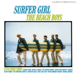 "BEACH BOYS ""Surfer Girl"" LP Mono & Stereo."