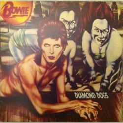 """DAVID BOWIE """"Diamong Dogs"""" LP 180 Gramos."""