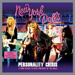 "NEW YORK DOLLS ""Personality Crisis"" 2LP Color"