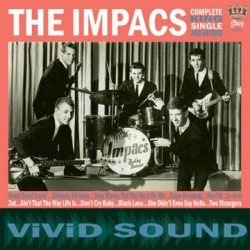 "IMPACS ""Complete King Singles & More"" LP"