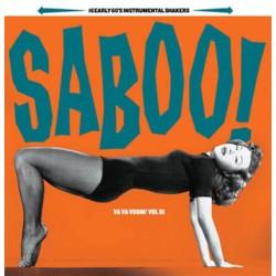 """VV.AA. """"Saboo! Va Va Voom! Vol.3"""" LP"""