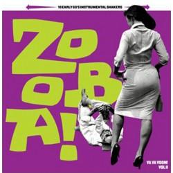 """VV.AA. """"Zooba! Va Va Voom! Vol.2"""" LP"""
