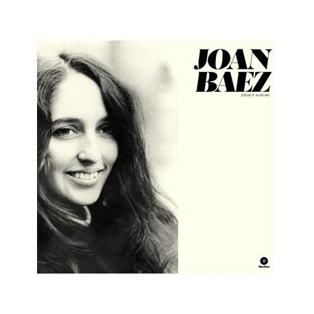 """JOAN BAEZ """"Debut Album"""" LP Waxtime"""