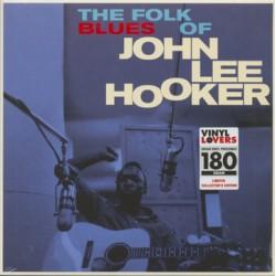 """JOHN LEE HOOKER """"The Folk Blues Of..."""" LP 180GR."""