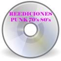 Reediciones Punk / Power Pop 70's 80's