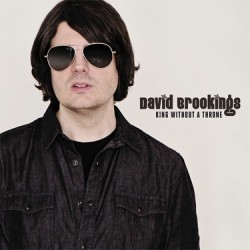 "DAVID BROOKINGS ""King Without A Throne"" LP"