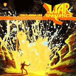 "FLAMING LIPS ""At War With The Mystics"" CD"