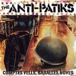 "ANTI-PATIKS ""Comptes Vells, Baralles Noves"" CD"
