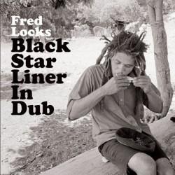 "FRED LOCKS ""Black Star Liner In Dub"" LP"