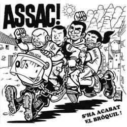 """ASSAC! """"S'ha Acabat El Broquil"""" LP"""