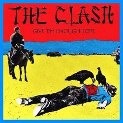 """CLASH """"Give 'Em Enough Rope"""" LP"""