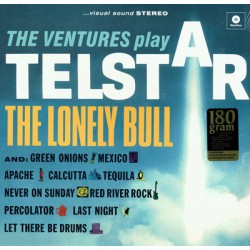"VENTURES ""The Ventures Play Telstar..."" LP"