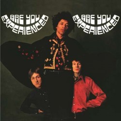 "JIMI HENDRIX EXPERIENCE ""Are You Experience"" 2LP"