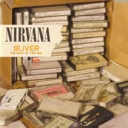 """NIRVANA """"Sliver"""" CD Geffen"""