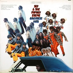 "SLY & THE FAMILY STONE ""Greatest Hits"" LP."