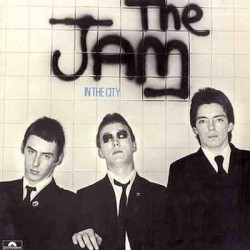 "JAM ""In The City"" LP"