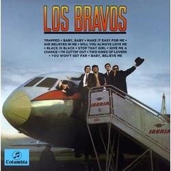 """LOS BRAVOS """"Los Bravos"""" LP."""