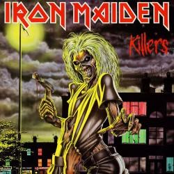 """IRON MAIDEN """"Killers"""" LP 180 Gramos."""