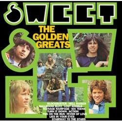"""SWEET """"Sweet's Golden Greats"""" LP."""
