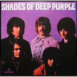 "DEEP PURPLE ""Shades Of Deep Purple"" LP 180GR."