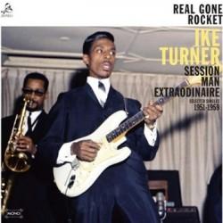 """IKE TURNER """"Real Gone Rocket"""" LP Jerome Records"""