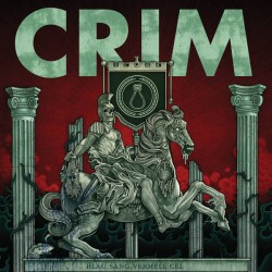 "CRIM ""Blau Sang, Vermell Cel"" CD Digipack."