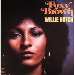 "B.S.O. ""Foxy Brown"" LP (Willie Hutch - Pam Grier)."