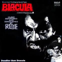 """B.S.O. """"Blacula"""" LP 180GR."""