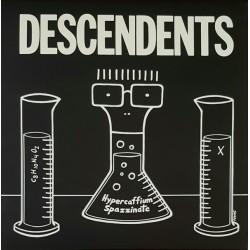 "DESCENDENTS ""Hypercaffium Spazzinate"" CD Deluxe."