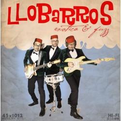"LLOBARROS ""Exotica & Fuzz"" SG 7""."