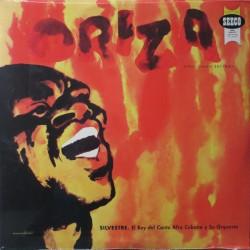 "SILVESTRE MENDEZ ""Oriza (Afro-Cuban Rhythms)"" LP."