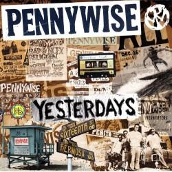 """PENNYWISE """"Yesterdays"""" LP 180GR + CD."""