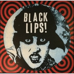 "BLACK LIPS ""The Black Lips"" LP."