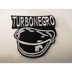 "PARCHE TURBONEGRO ""Logo gorra""."
